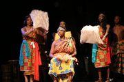 ASASE YAA African American Dance Theater presents DRUM LOVE