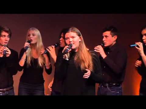 Seattle Academy Onions Jazz Choir --- Lil' Darlin'