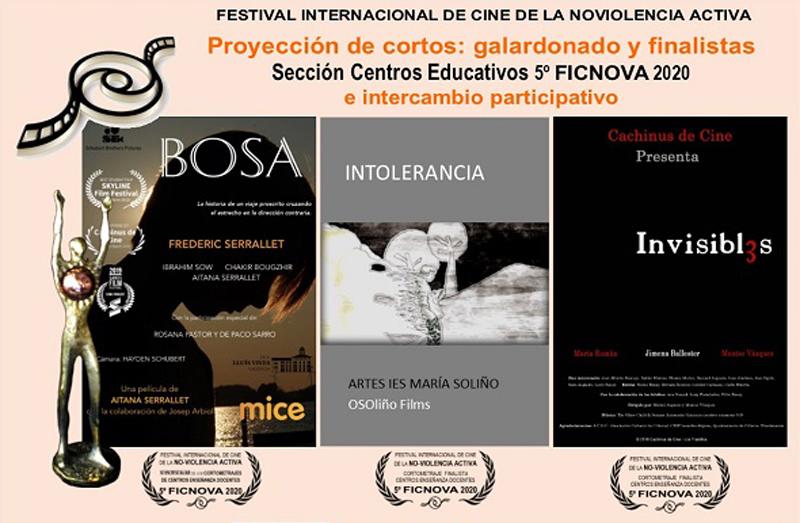 El cine de la noviolencia presenta sus finalistas