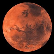 Gather & View: the moon and Mars on Halloween