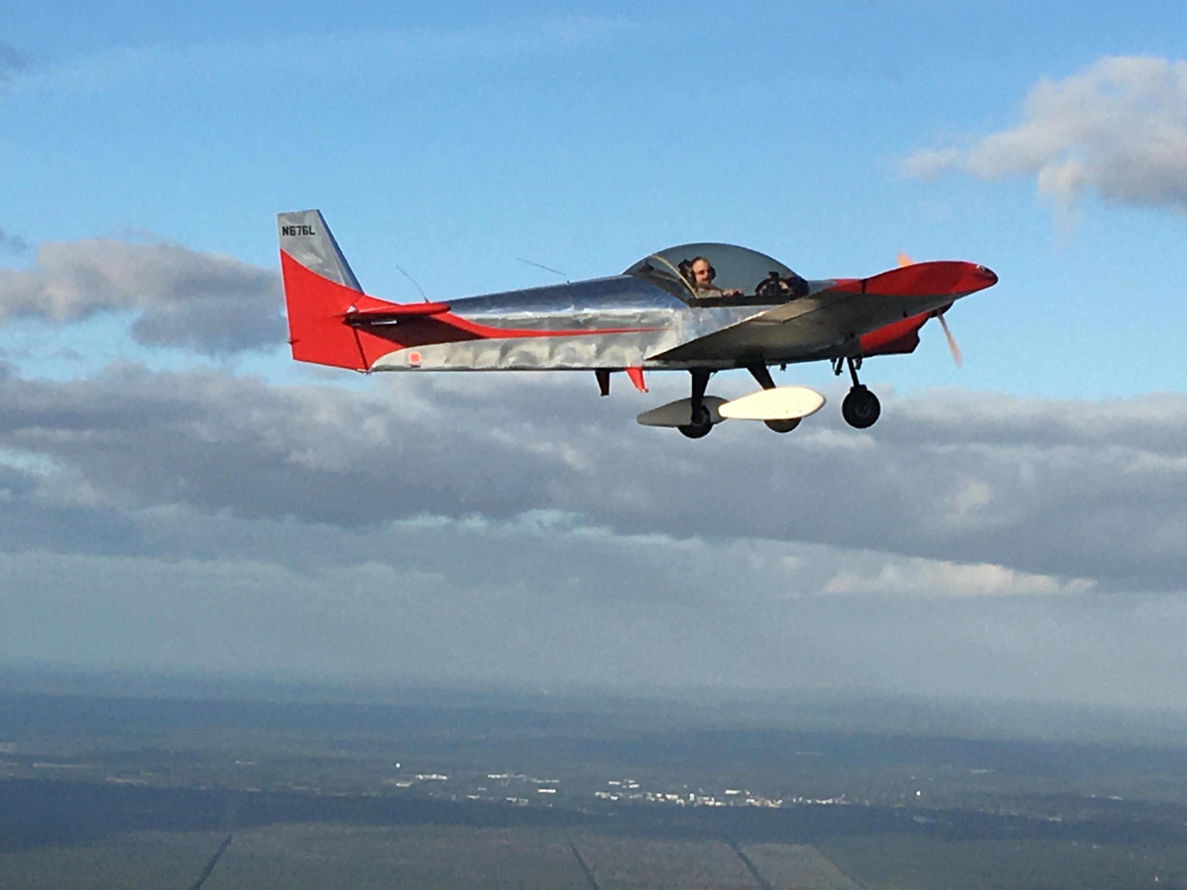 Flight to W75 Fall 2020