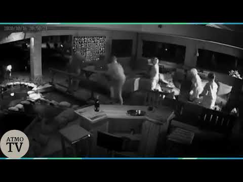 Farm Attack Robbery Caught on CCTV  in The Addo Area SOUTH AFRICA
