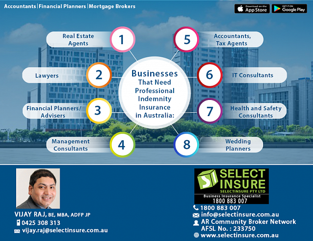 Businesses That Need Professional Indemnity Insurance in Australia