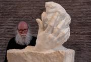 la mano di Rodin