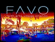 FAVO Art Party Nov. 6