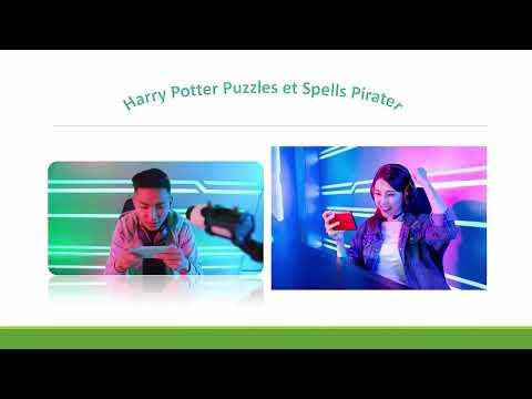 Harry Potter Puzzles Et Sorts Cheats