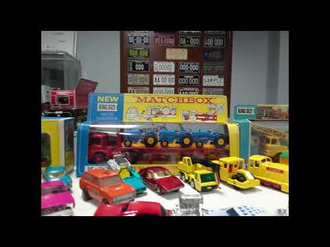 11th Annual DTE Hershey AACA Museum Inc Matchbox Toy Show 2
