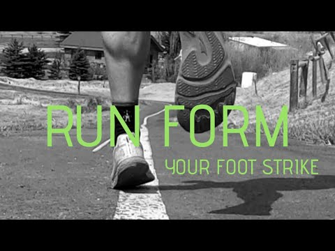 RUN FORM: Your FOREFOOT Strike Matters and changes EVERYTHING (+ common mistakes)