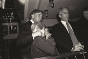 Never Before Seen Trump with Epstein and Two Children