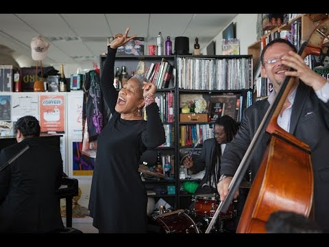 René Marie: NPR Music Tiny Desk Concert
