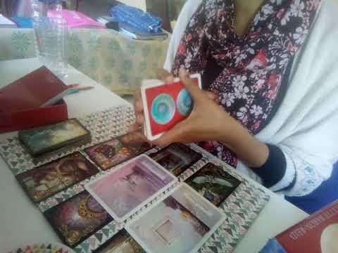 Tirages de cartes: Vous avez fait un pas vers le lâcher-prise: persévérez:)