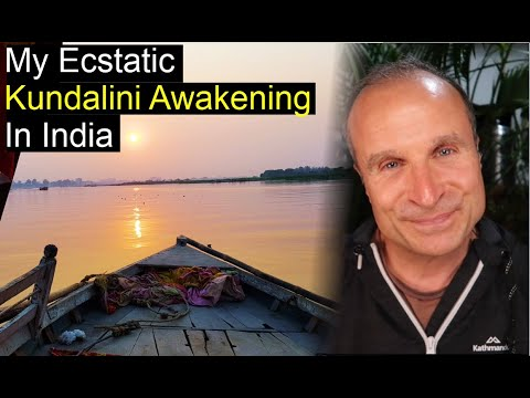 Kundalini Awakening - My Ecstatic Experience in India (Third Eye)