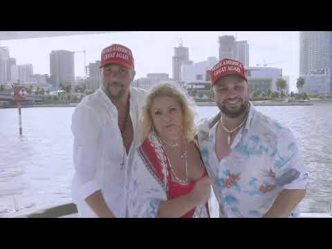 """The Official Trump Boat Presents: """"Cancion de Trump"""" by Los 3 de la Habana"""