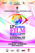 13th Edition of Global Film Festival Noida on 26th November