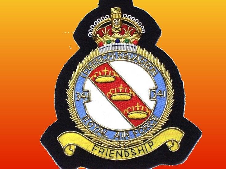 RAF Squ 341 Alsace 2