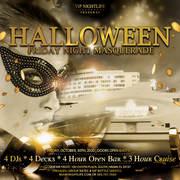 Miami Halloween Friday Night Party Cruise