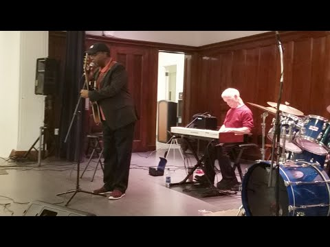 Jazz Work Shop With Mark Strickland Trio
