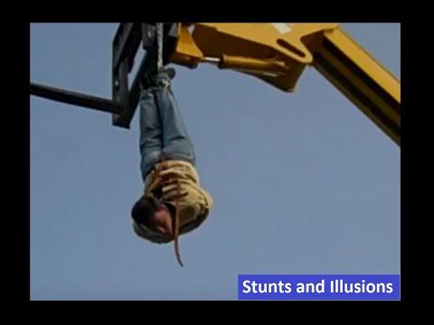 Jul-Tv Presents Wes Iseli's Magiclife  #6 (Stunts and Illusions)