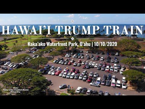 Hawai'i Trump Train | 10/10/2020
