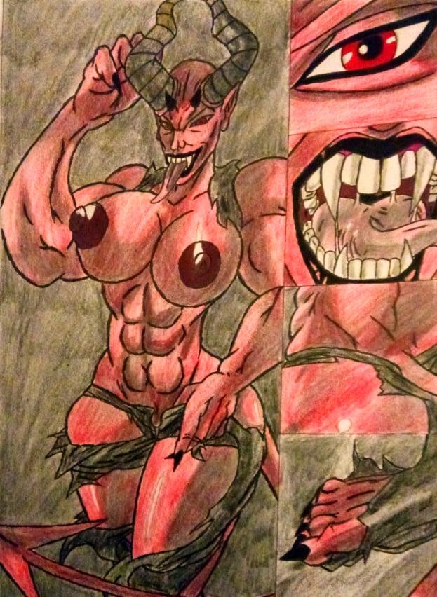 She Devil Cindy Colon