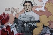 Irena Sendler - graffiti