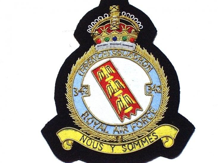 RAF Squ 342