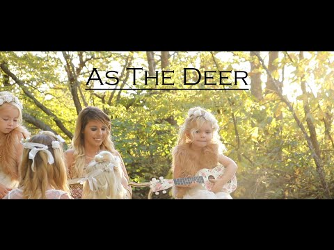 As The Deer -The Detty Sisters