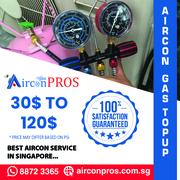 Airconpros gas topup