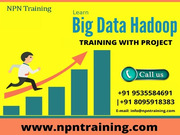 Big Data Hadoop Training with The Project