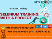 Selenium training institutes in Bangalore