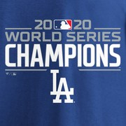 los angeles dodgers 2020 championship t shirt