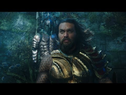 Aquaman - Official Trailer 1 - Now Playing In Theaters