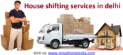 House shifting services in delhi