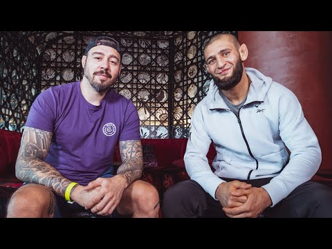 Khamzat Chimaev discusses his rapid rise with Dan Hardy