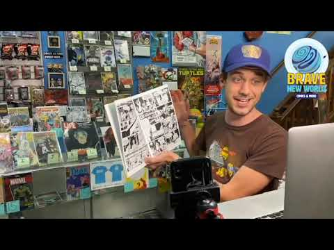 """The Stars Of Bad Idea Publishing """"live"""" from baltimore comic-con"""