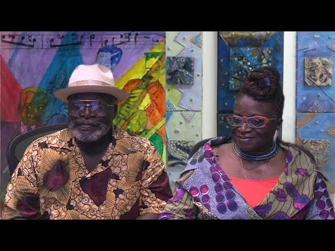 "B Verve - Interview with  Charlotte Ka & Errol ""Mobutu"" Reynolds"