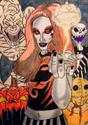 The Pumpkin Queen