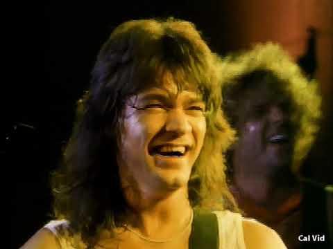 Van Halen Full Concert Enhanced Live Without a Net (RIP EVH)