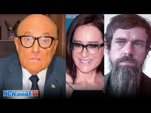 Rudy Giuliani rages on Kennedy, Jack Dorsey
