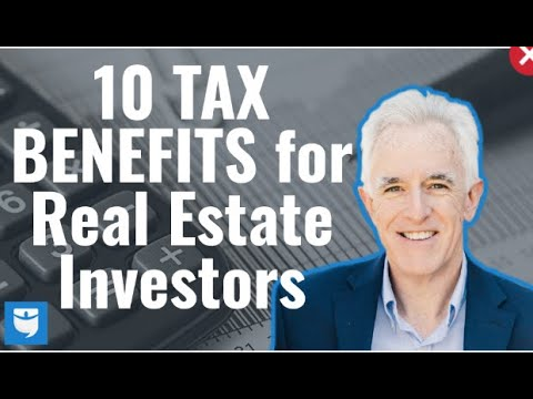 10 AMAZING Tax Benefits for Real Estate Investors | Ask Me Anything Real Estate
