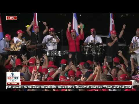 Oh my God I Will Vote for Donald Trump!  Performed at Trump Rally in Miami 11/1/20