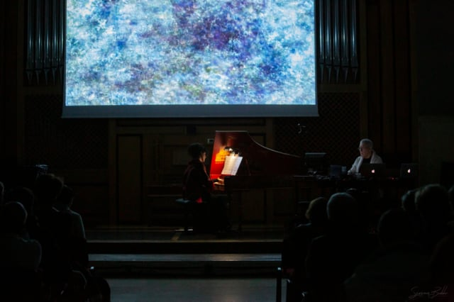 Trieste concert, La Tecla del Alma