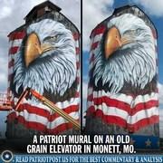 eagle-on-barn