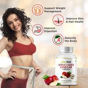For Healthy Heart Use Apple Cider Vinegar Capsules