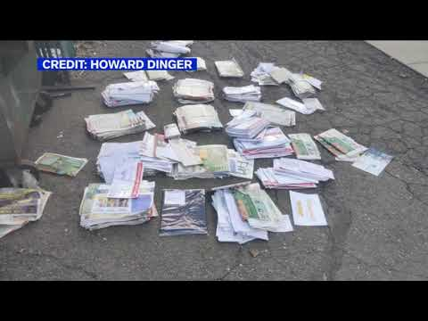 USPS employee arrested, accused of dumping mail, including ballots sent to NJ residents