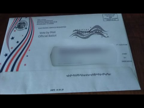 Yolo County man received ballot in the mail for his deceased wife