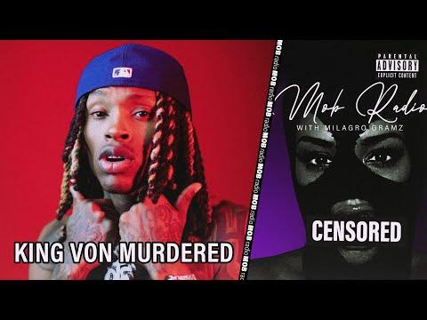 King Von Murdered   Atlanta PD Allegedly Fired Fatal Shot