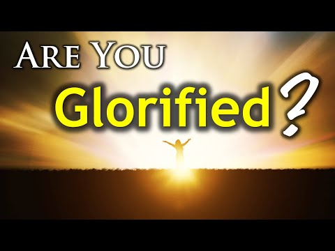 Are You Glorified? - Nader Mansour