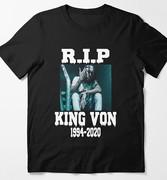 RIP King Von T Shirt