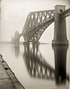 Forth Rail Bridge, November 2020